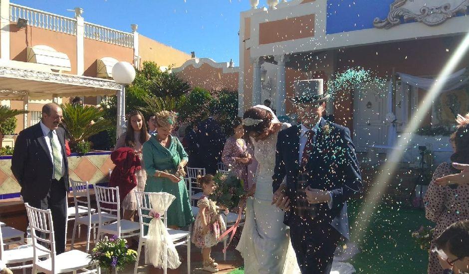 La boda de Manuel y Verónica en La Carlota, Córdoba