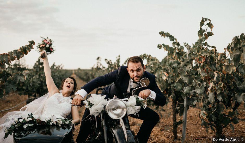 La boda de Antonio y Vanessa en Llerena, Badajoz