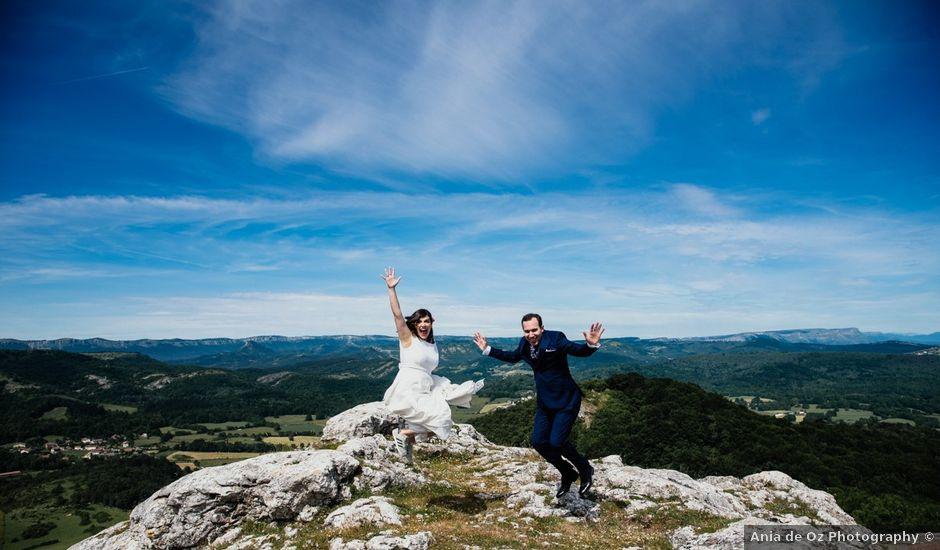 La boda de Oscar y Bea en Haro, La Rioja