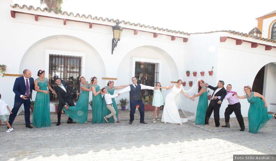 La boda de Jose Manuel y Rosa en Dos Hermanas, Sevilla