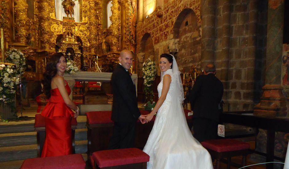 La boda de Ernesto y Celia  en Ávila, Ávila