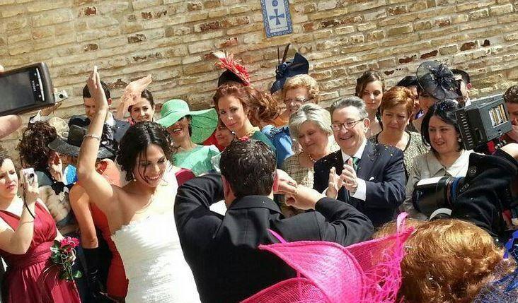 La boda de Manuel y Tania en Viso Del Alcor, Sevilla