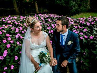 La boda de Tania y Diego