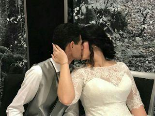 La boda de Laura y Danillo