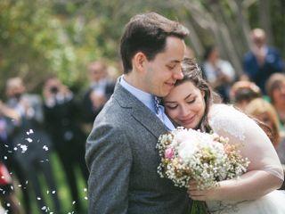 La boda de Helena y José Jacas