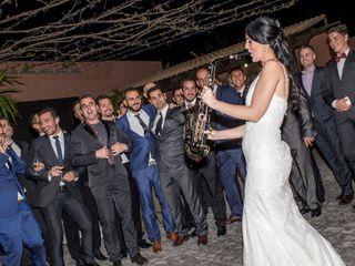 La boda de Ester y Antonio 1