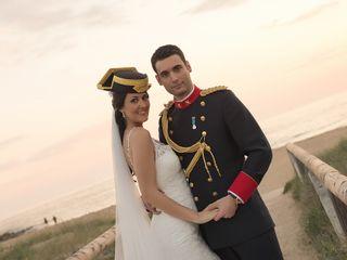 La boda de Ester y Antonio