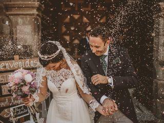 La boda de Miguel Angel y Jennifer