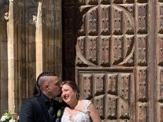 La boda de Jennifer  y Víctor  1