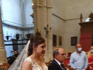 La boda de Jennifer  y Víctor  3