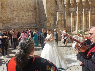 La boda de Jennifer  y Víctor