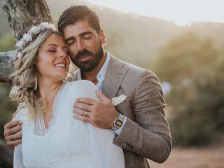 La boda de Ilaria y Marcello
