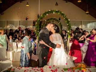 La boda de Vanessa y Sergio 1