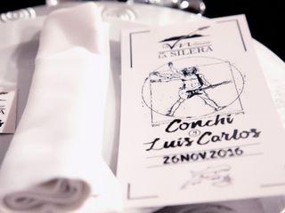 La boda de Conchi y Carlos 1