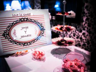 La boda de Jeanette y Jorge 1