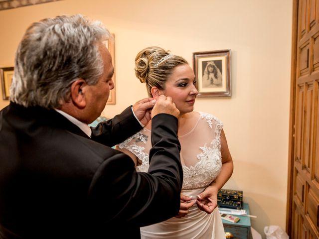 La boda de Diego y Tania en Escopete, Guadalajara 5