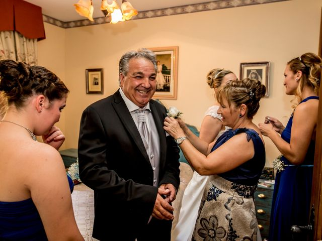 La boda de Diego y Tania en Escopete, Guadalajara 6