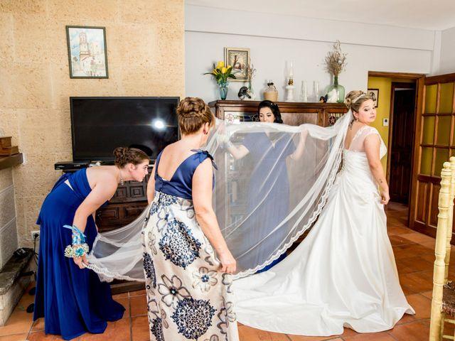 La boda de Diego y Tania en Escopete, Guadalajara 7