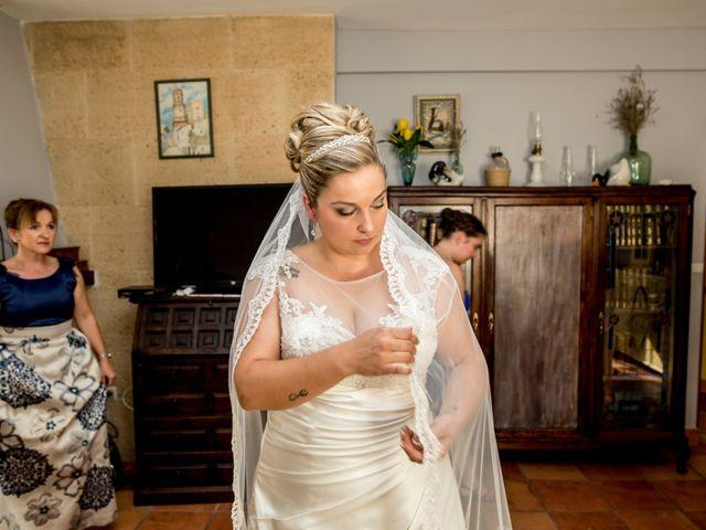 La boda de Diego y Tania en Escopete, Guadalajara 8