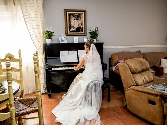 La boda de Diego y Tania en Escopete, Guadalajara 9