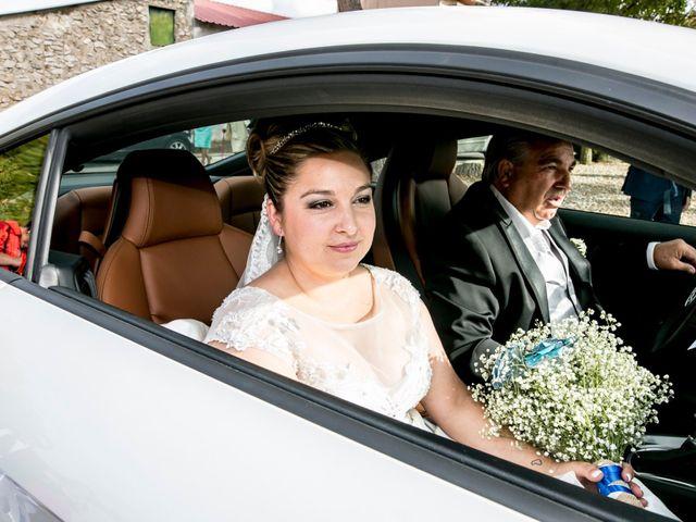 La boda de Diego y Tania en Escopete, Guadalajara 14