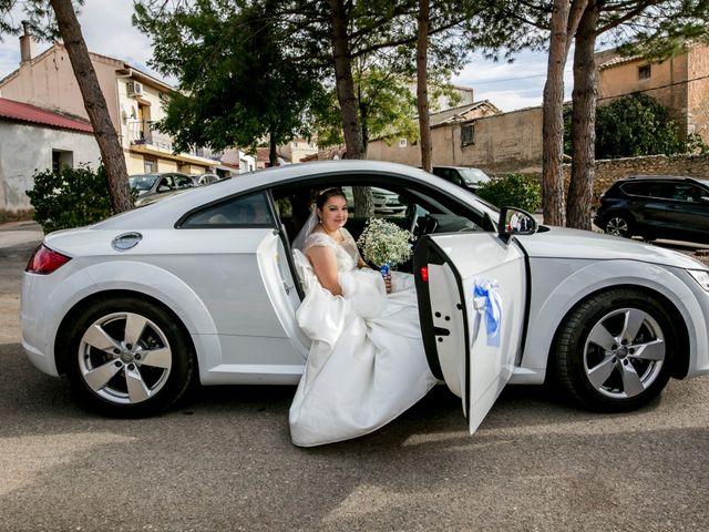 La boda de Diego y Tania en Escopete, Guadalajara 16