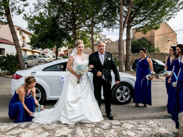 La boda de Diego y Tania en Escopete, Guadalajara 17