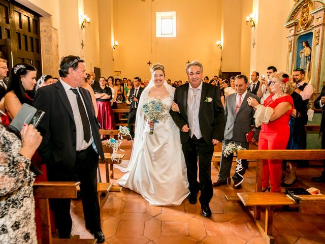 La boda de Diego y Tania en Escopete, Guadalajara 20