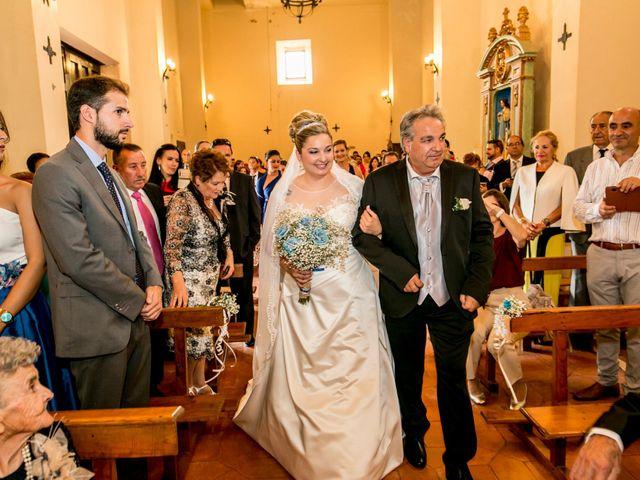 La boda de Diego y Tania en Escopete, Guadalajara 21