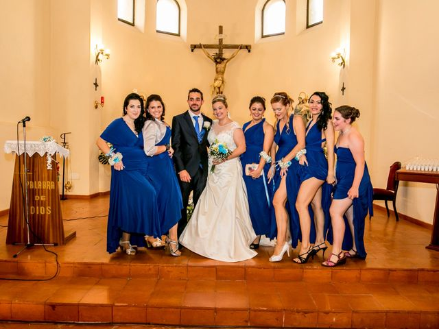 La boda de Diego y Tania en Escopete, Guadalajara 27