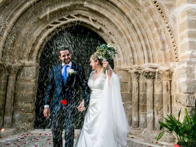 La boda de Diego y Tania en Escopete, Guadalajara 28