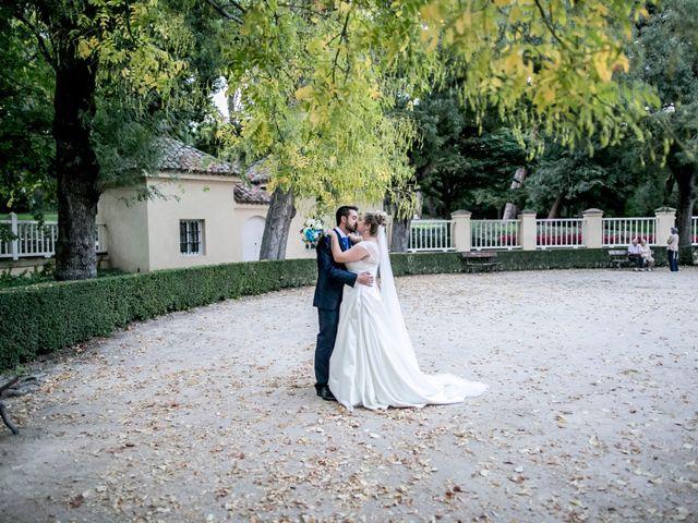 La boda de Diego y Tania en Escopete, Guadalajara 31