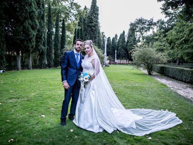 La boda de Diego y Tania en Escopete, Guadalajara 32