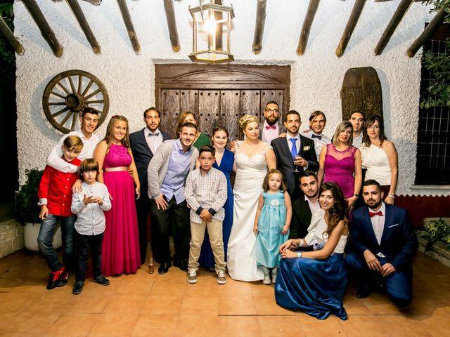 La boda de Diego y Tania en Escopete, Guadalajara 40