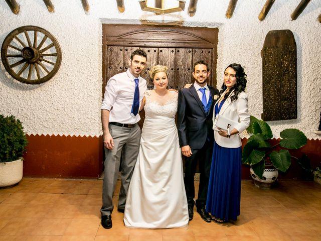 La boda de Diego y Tania en Escopete, Guadalajara 45