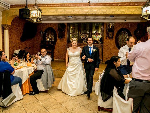 La boda de Diego y Tania en Escopete, Guadalajara 48
