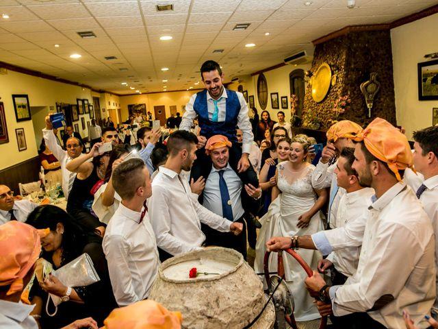 La boda de Diego y Tania en Escopete, Guadalajara 58