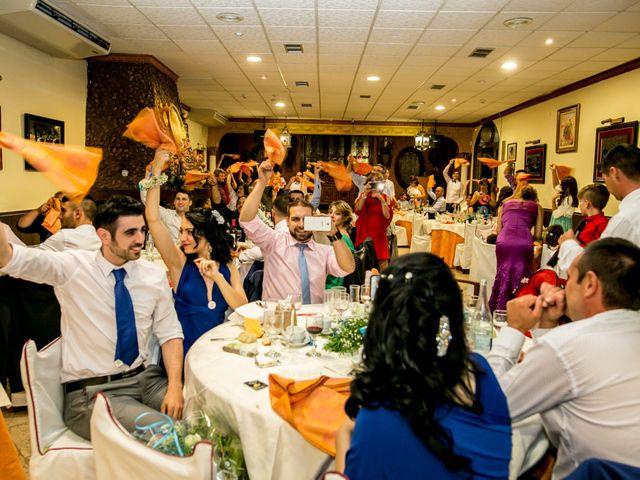 La boda de Diego y Tania en Escopete, Guadalajara 65