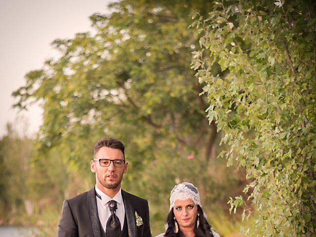 La boda de María José y Antonio