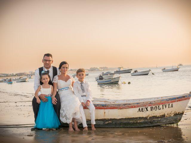 La boda de Antonio y María José en Villamartin, Cádiz 38