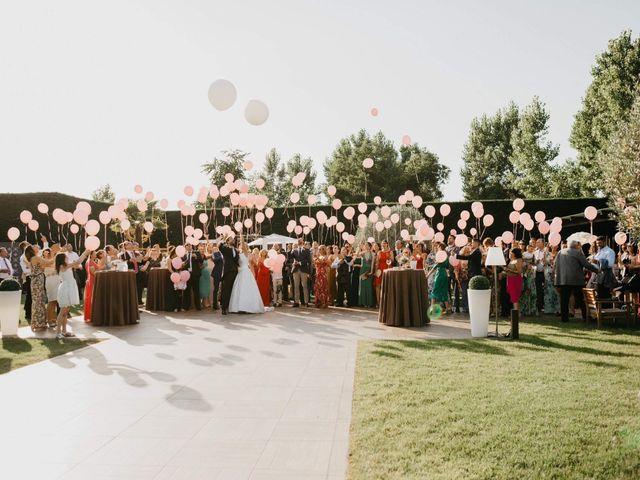 La boda de Diego y Beatriz en Ponferrada, León 8