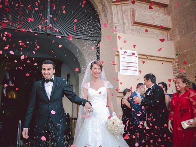 La boda de Celia y Alvaro