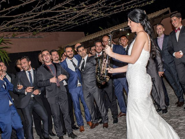 La boda de Antonio y Ester en Campano, Cádiz 1