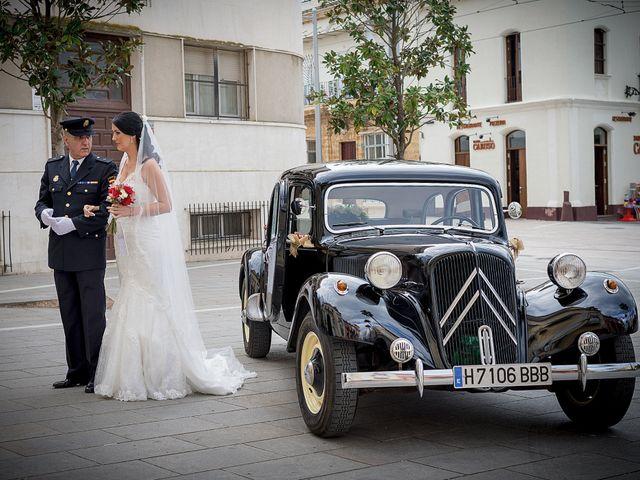 La boda de Antonio y Ester en Campano, Cádiz 16