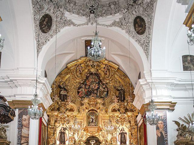 La boda de Antonio y Ester en Campano, Cádiz 17