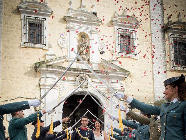 La boda de Antonio y Ester en Campano, Cádiz 18