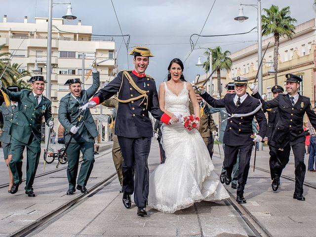 La boda de Antonio y Ester en Campano, Cádiz 19