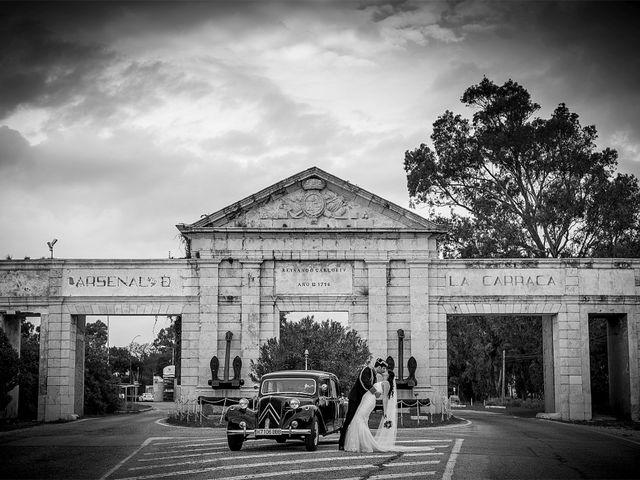La boda de Antonio y Ester en Campano, Cádiz 22