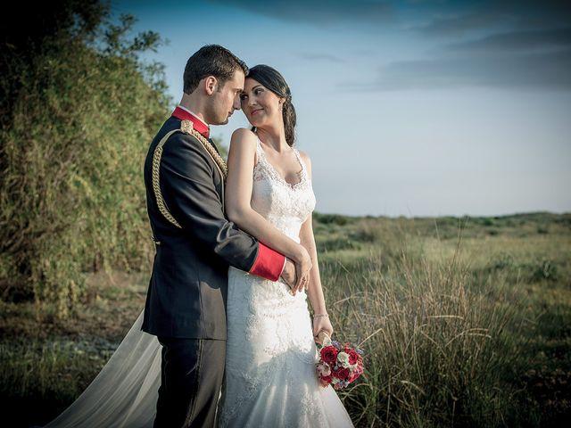 La boda de Antonio y Ester en Campano, Cádiz 23