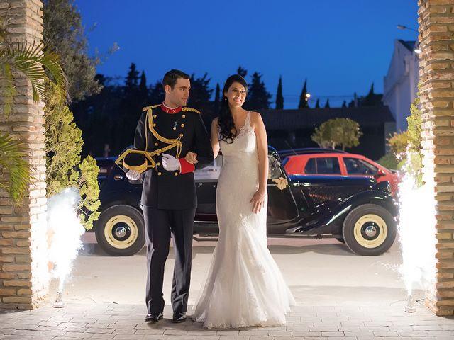 La boda de Antonio y Ester en Campano, Cádiz 30